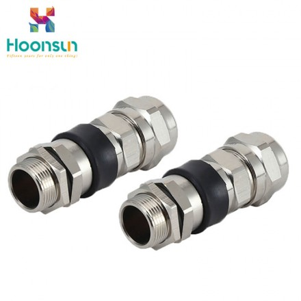Double Seal Armored Cable Gland
