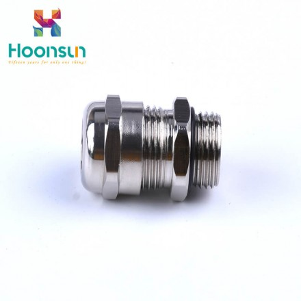 Brass Cable Gland-High Temperature Resistance Type