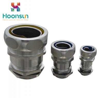Locking Metal Hose Fitting-HX