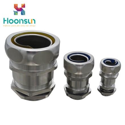 Locking Metal Hose Fitting-HX