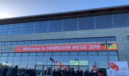 Hannover Messe in 2019