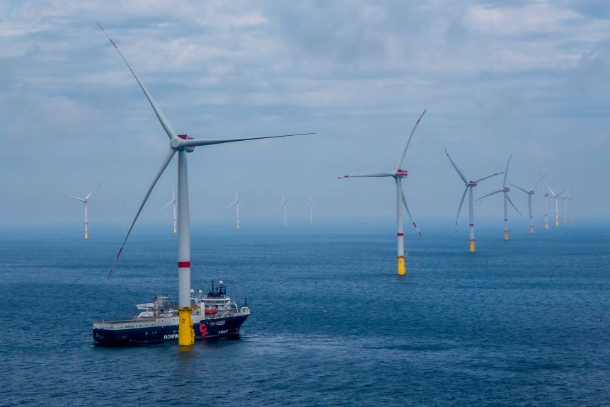 Wind Power Solution